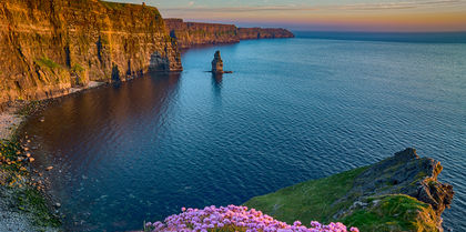 Cliffs of Moher in Ireland